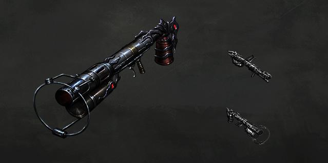 Concept of Incinerator.
