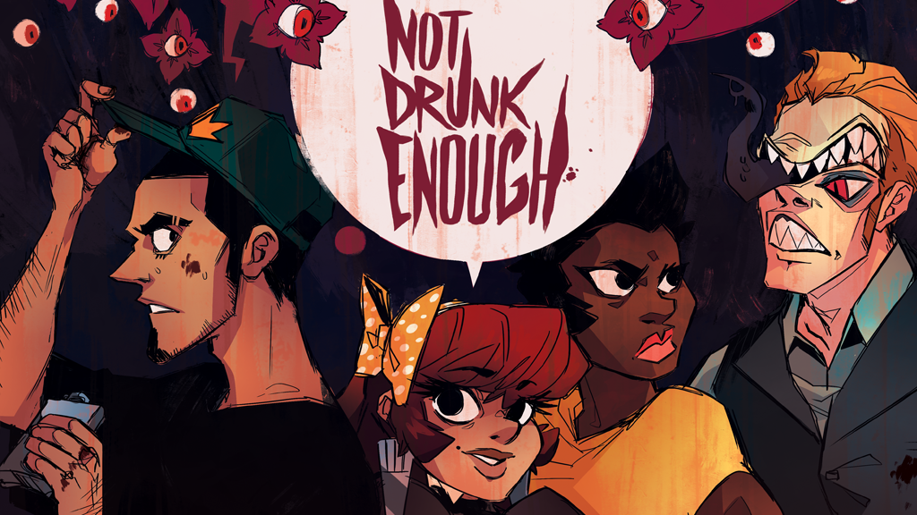 Not Drunk Enough Volume 1! project video thumbnail