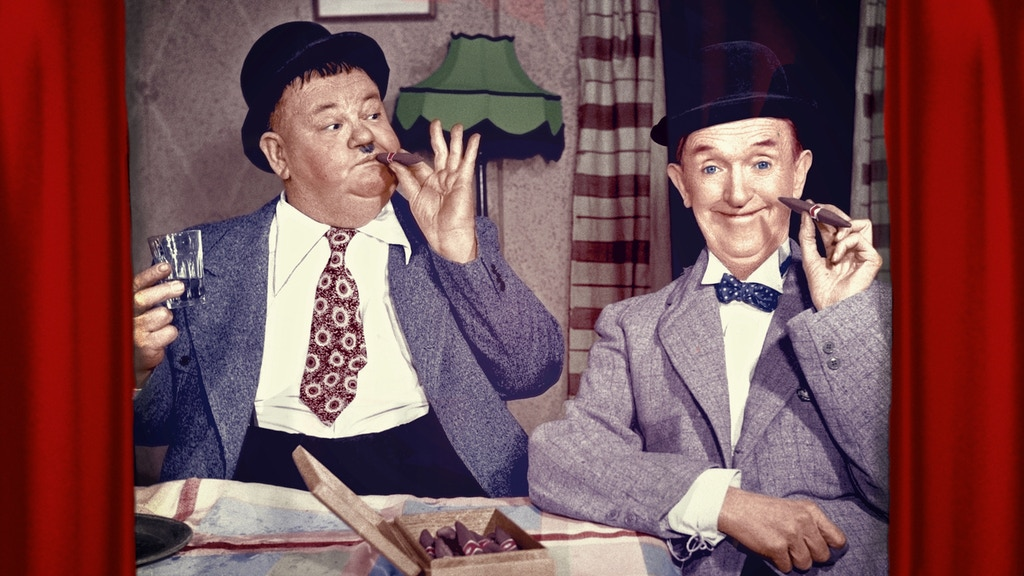 Laurel & Hardy: Spot On! (Book & CD) project video thumbnail