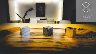 Elemental cubes by R.A.W.