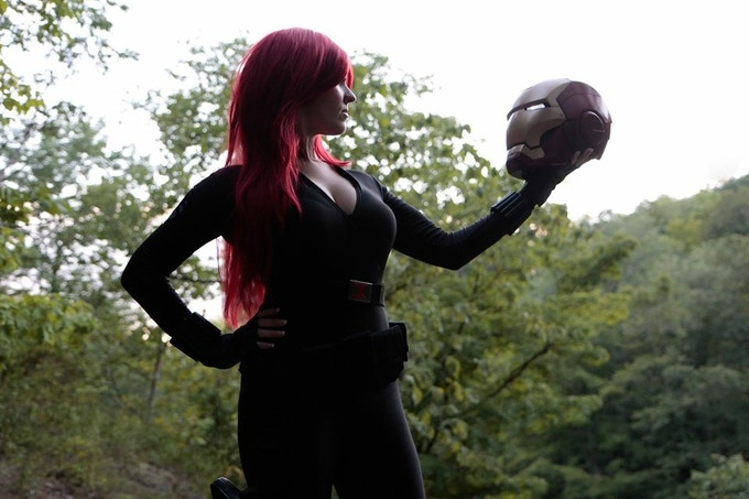 Sapphire Nova cosplay pics