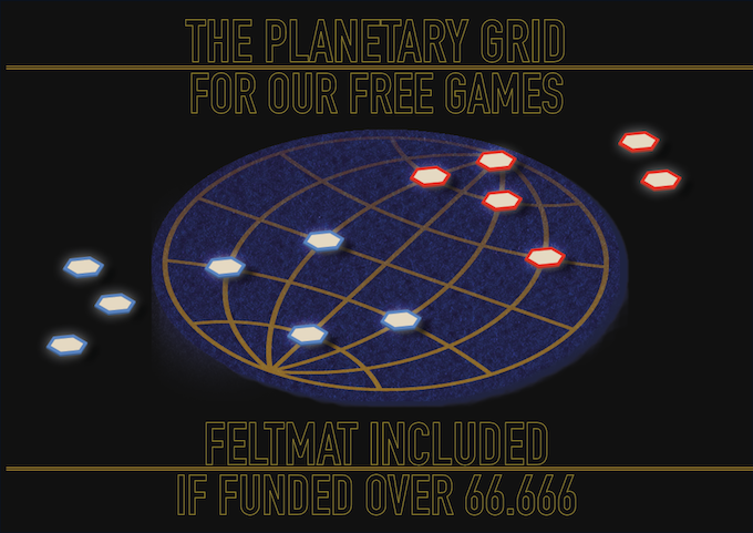 the planetary grid for our free 2-Player-games