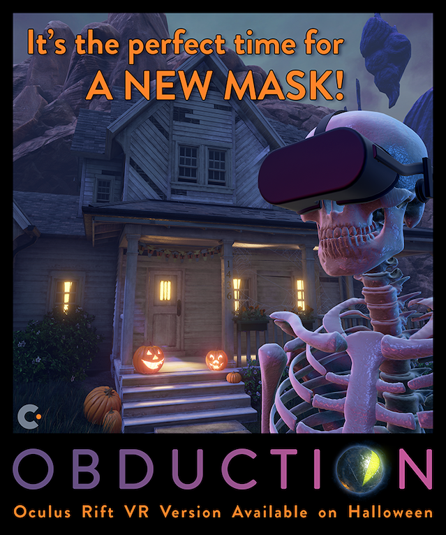 Obduction By Cyan, Inc. » Obduction