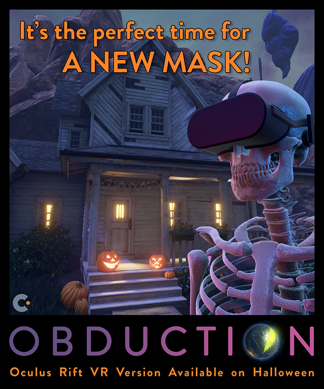 Obduction VR Version
