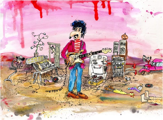 who the f is frank zappa save the vault tell the story by alex