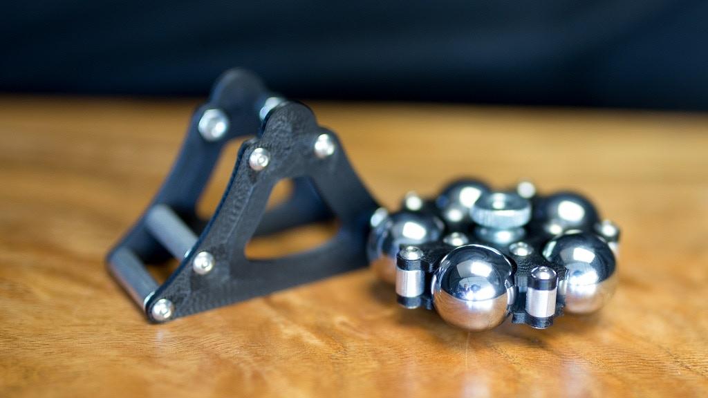 Sphidget - A Unique Fidget Spinner Toy project video thumbnail