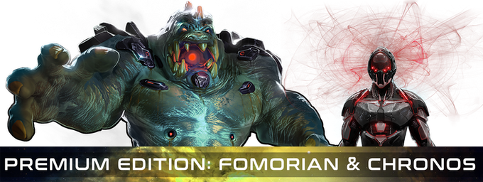 Premium Edition: Enemy beasts, the Fomorians, and the new gladiator, Chronos