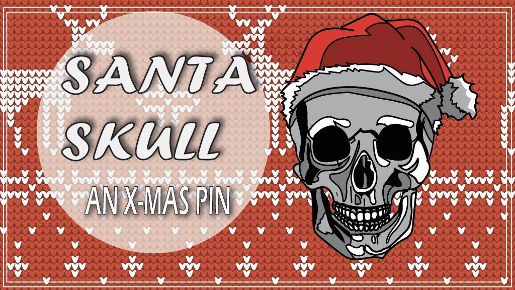 Pin - Santa Skull project video thumbnail
