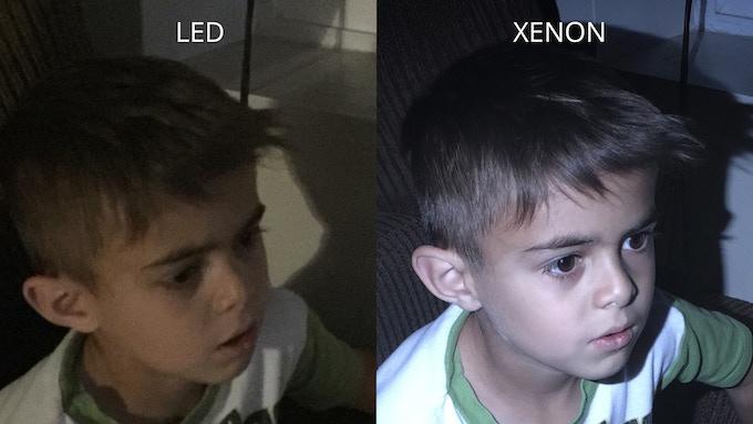 LED vs Xenon