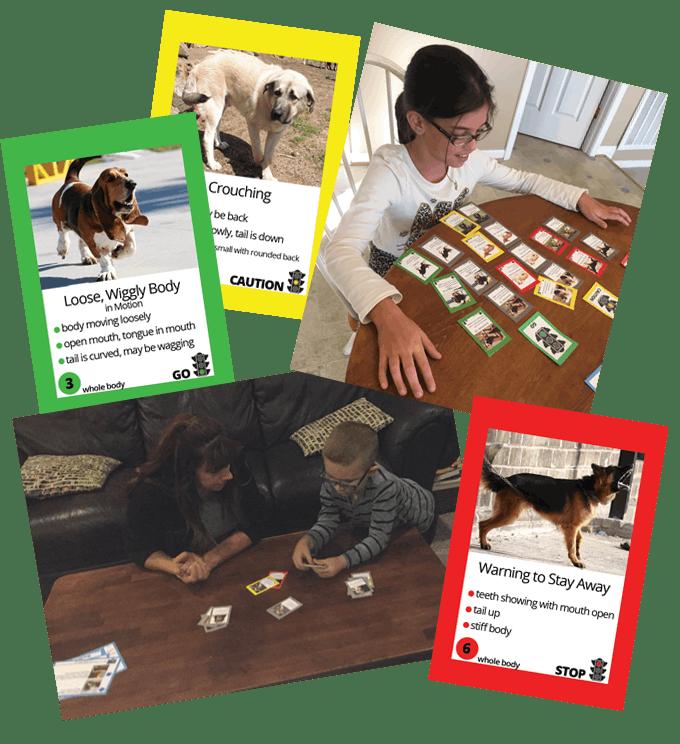 Dog Smart Card Game BETA users