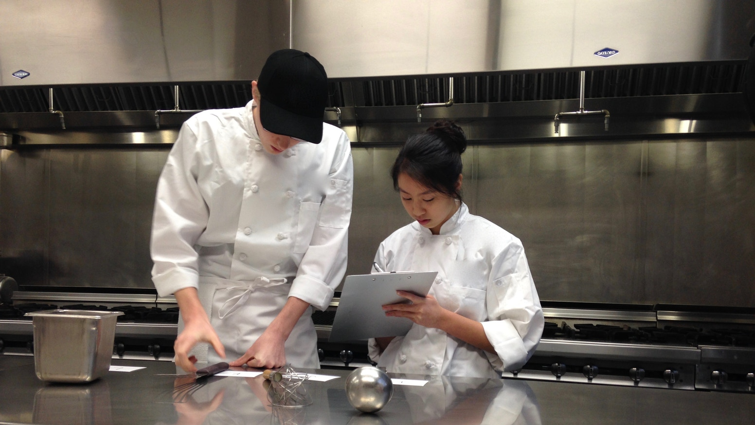 The Portland Kitchen: Support our young chefs by Joy Church ...