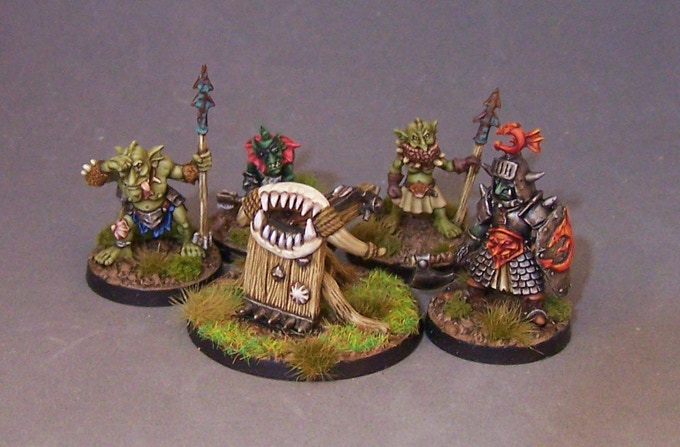 Goblins and Bolt thrower