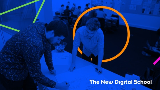 The New Digital School - Disrupting Design Education