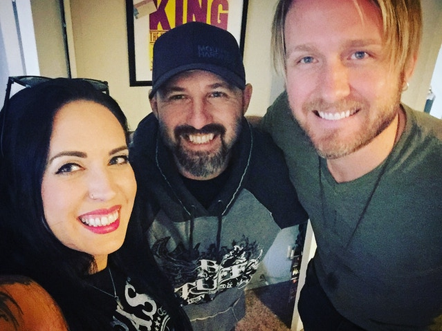 chris hawkey happy
