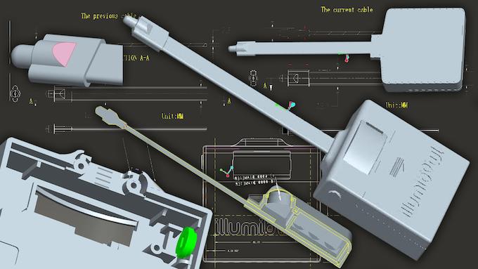 New IllumiBowl 3D Engineering Renders