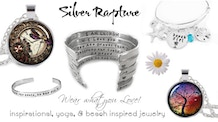 Yoga & Beach Inspirational Jewelry. Wear What You Love!