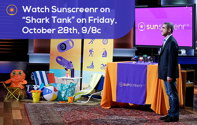 Sunscreenr™ is a viewer that shows you sunscreen coverage and protection. Waterproof, durable, ultra-portable, and simple to use.