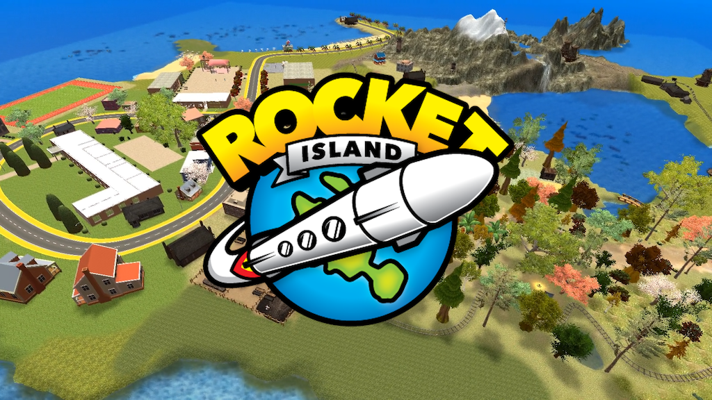 Rocket Island - Immersive and Fun 3D Educational Video Game project video thumbnail