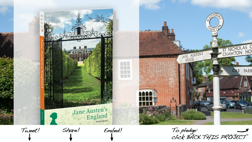 Travel Guide: Jane Austen's England project video thumbnail