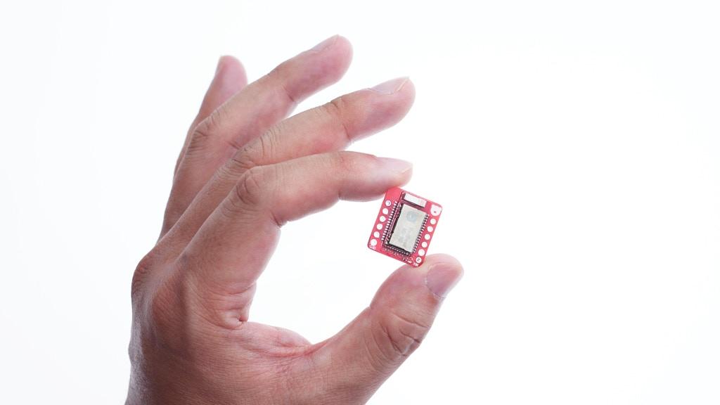 Bluetooth 5 Ready: BLE Module, Nano 2 & Blend 2 project video thumbnail