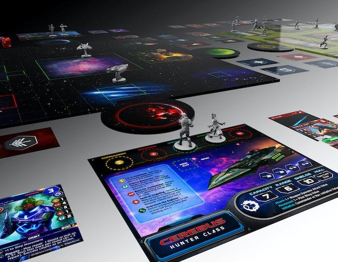 Space Orbital Board