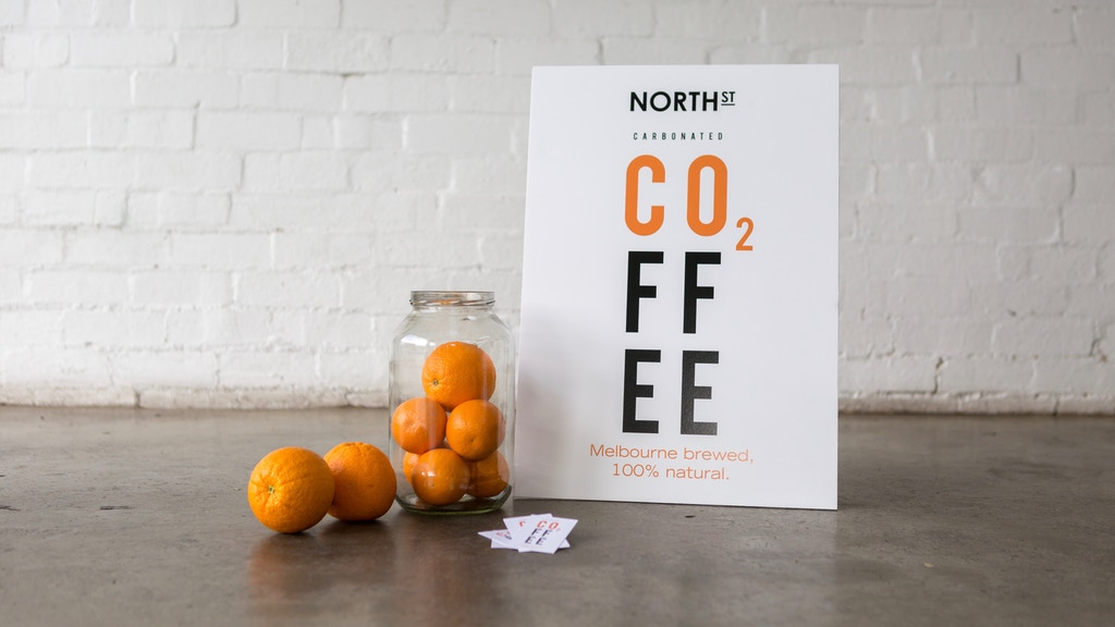 North St - Carbonated Coffee project video thumbnail