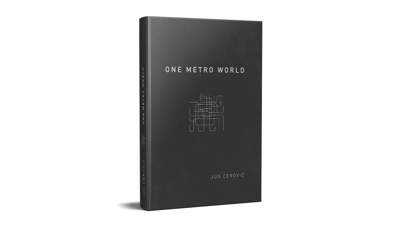 FOLLOW-UP CAMPAIGN until 1st December.  All my INAT metro maps in one book: 40 cities, 40 maps, one graphic language. Book + App