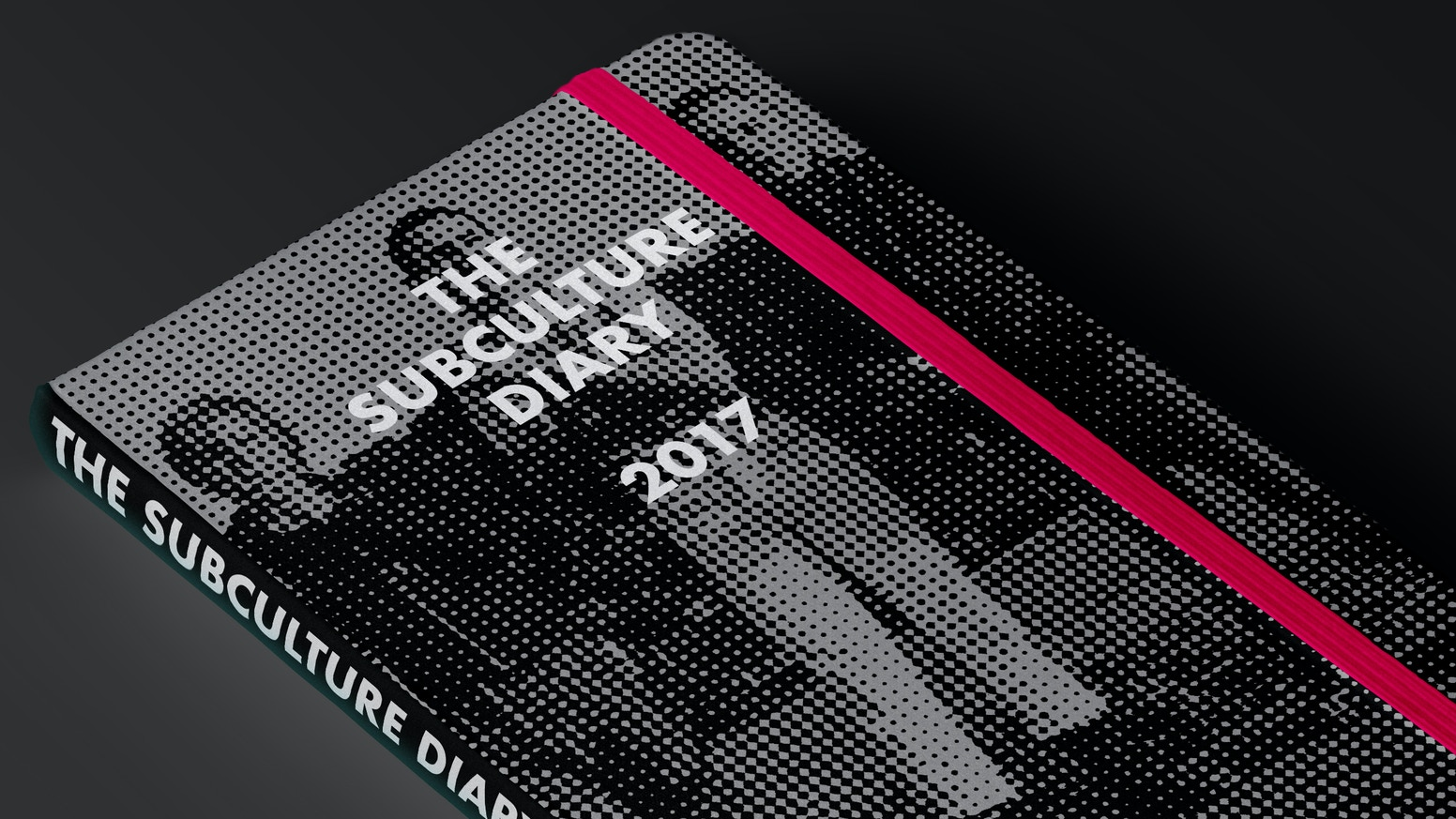 The Subculture Diary is a youth culture bible in your pocket, bringing social history and youth culture content into your daily life.