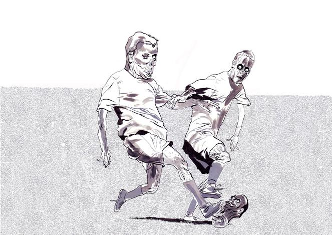 James Blagden - Win a drawing from the award-winning illustrator, animator and filmmaker.