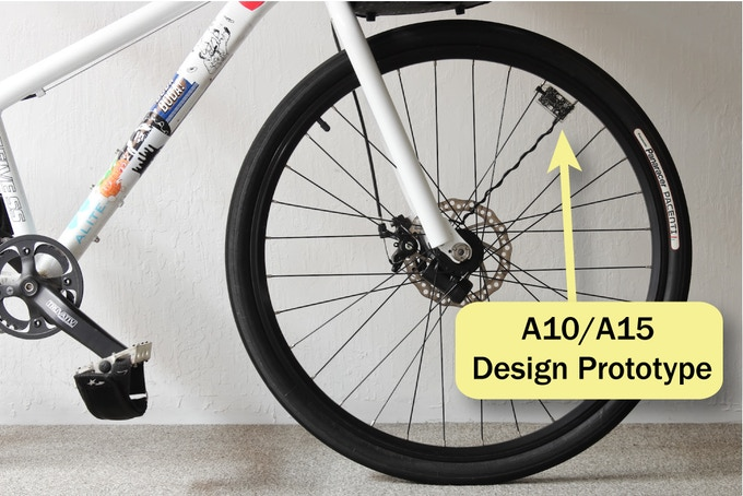 What our A10/A15 will look like on your spokes