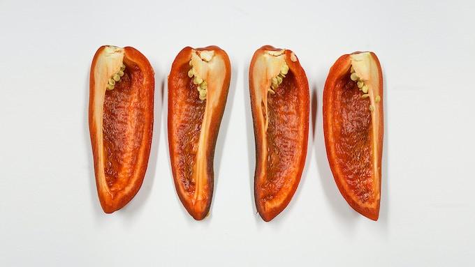 Bell Peppers grown in 7sensors taste amazing!
