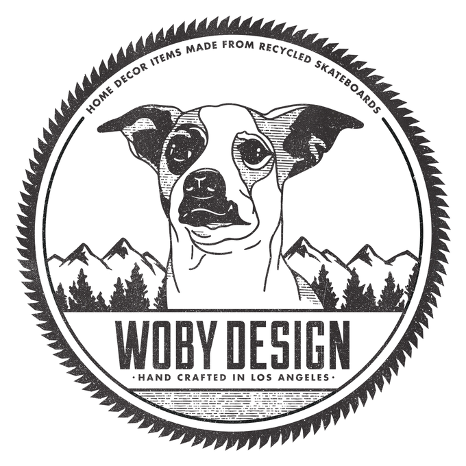 Woby Design: Home Decor Items Made from Recycled