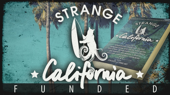 From Hollywood to Santa Cruz to Tahoe, Strange California brings to life tales inspired by the complex mythologies of California.