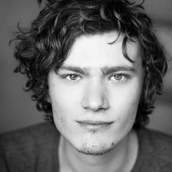 Edward Franklin a rising star of the West End (Shakespeare in Love, Hayfever, Twelve Angry Men) as Sutulin.