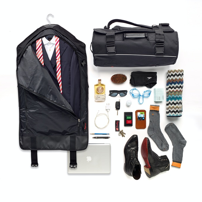 Everything you need for your daily or extended adventure