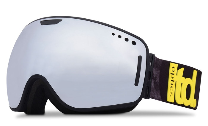 Changing conditions on the mountain will never affect your vision again. Introducing, Axiom by Ltd. Optics.