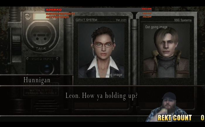 Resident Evil 4... A Classic!