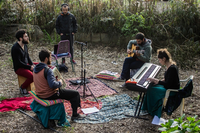 A kind of Music Tale, Tigre, Buenos Aires