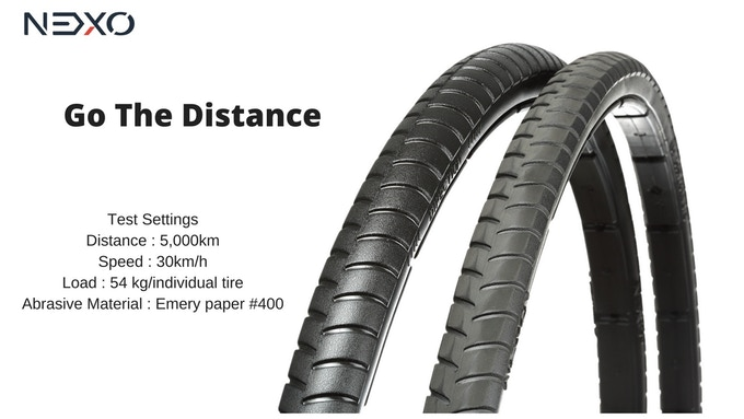 This is like the Energizer Bunny of bike tires.