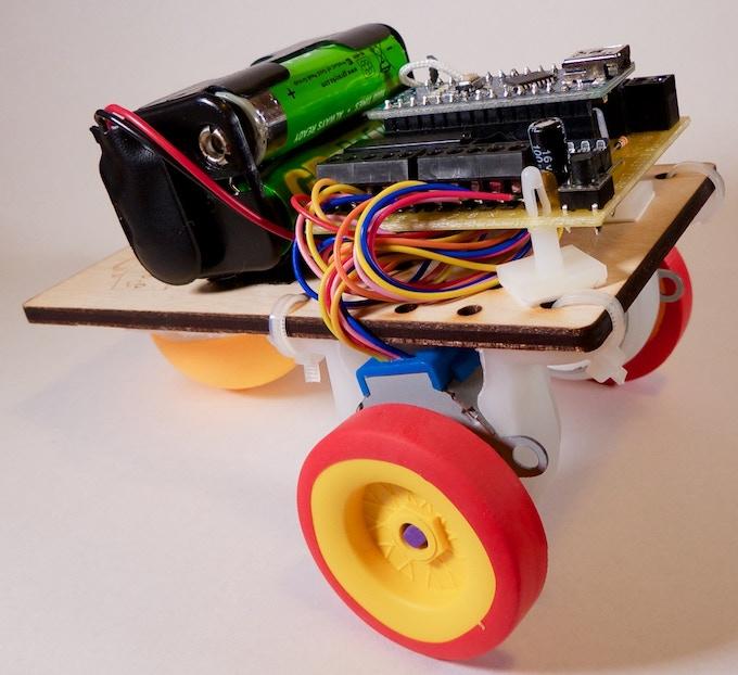 ChickBot Arduino