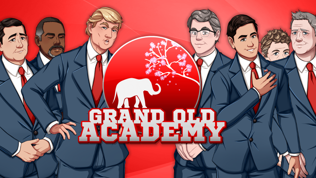 Grand Old Academy: A Satirical Dating Sim project video thumbnail