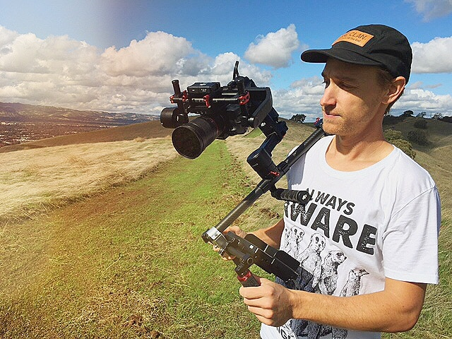 DAISHO on a DJI Ronin-M