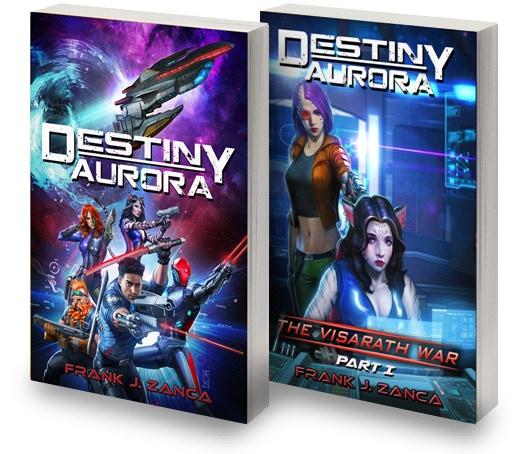 Destiny Aurora Novels - 1 & 2