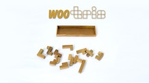 Wootris - A Natural Wooden Tetris
