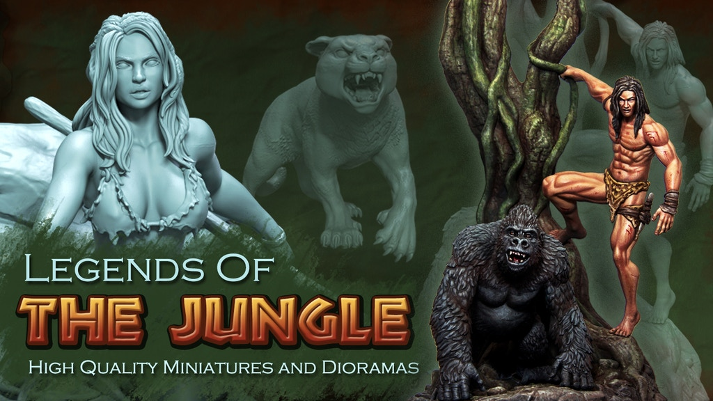 Legends of the Jungle Project-Video-Thumbnail