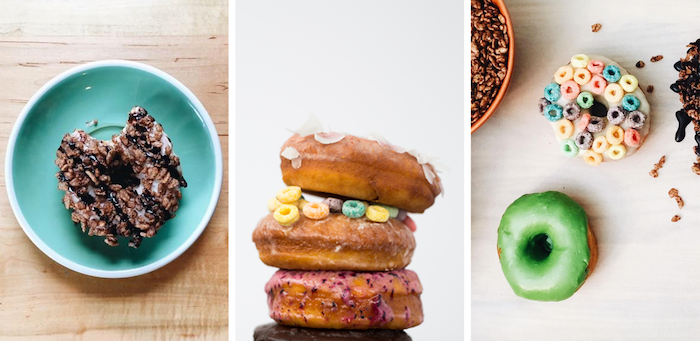 Strange matter coffee is opening a scratch bakery featuring craft doughnuts with vegan and gluten free
