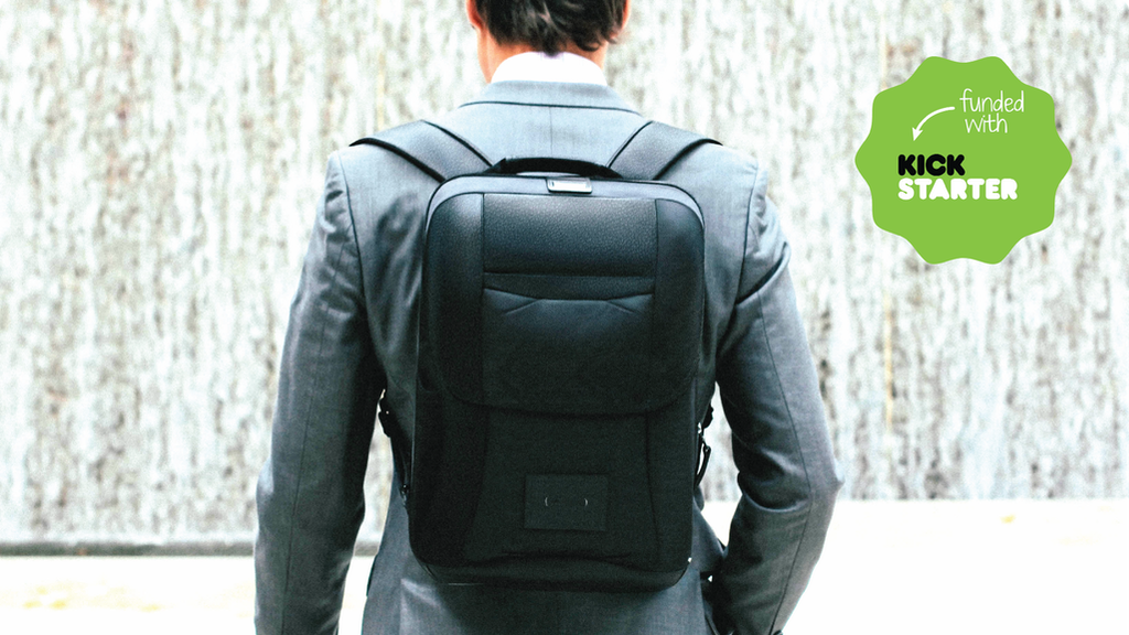 Watson: The backpack that hacks your everyday project video thumbnail