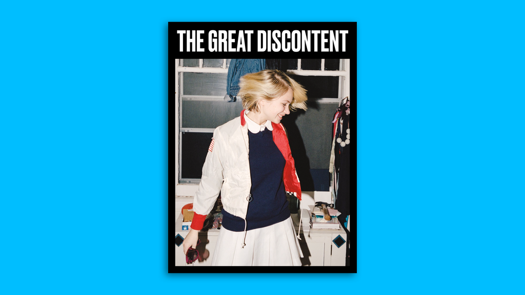 Reprint The Great Discontent's Sold Out Issue 1 project video thumbnail
