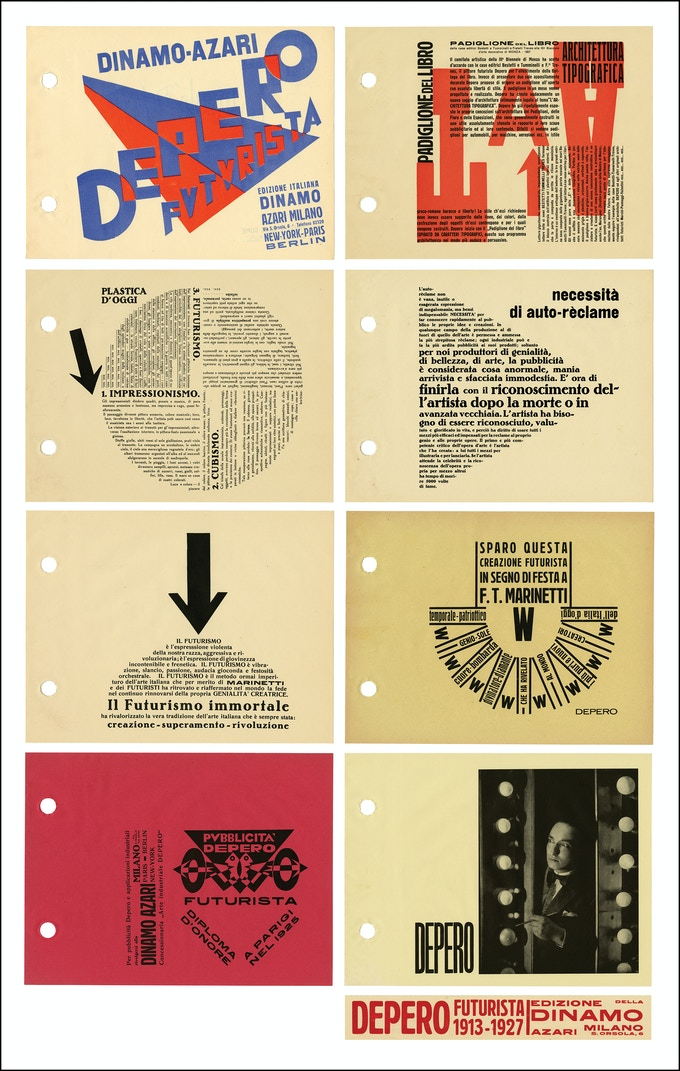 For $49: Poster featuring eight images from The Bolted Book Facsimile.