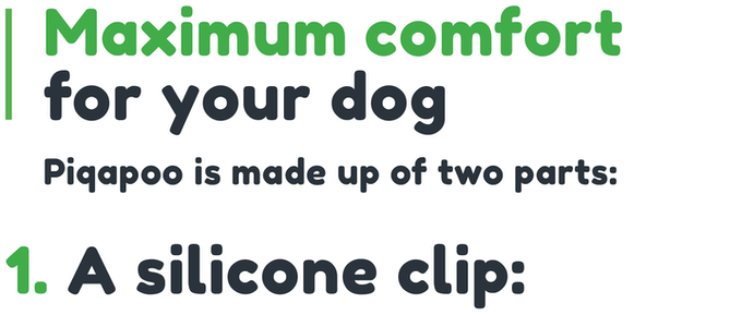 Piqapoo - Collects your dog's poo for you - HANDS-FREE! by